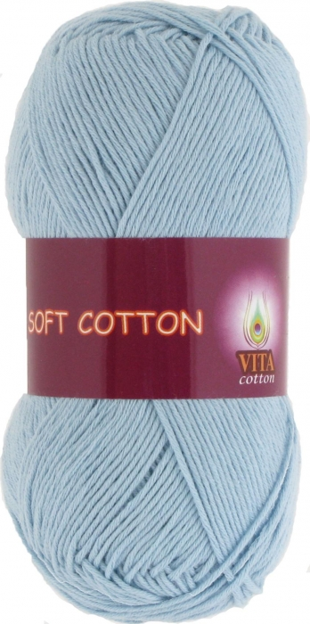 Soft Cotton 1822, св.голубой